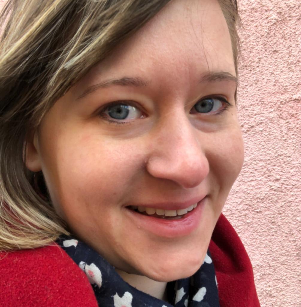 Annika Hirsch Berührungspunkte Jena