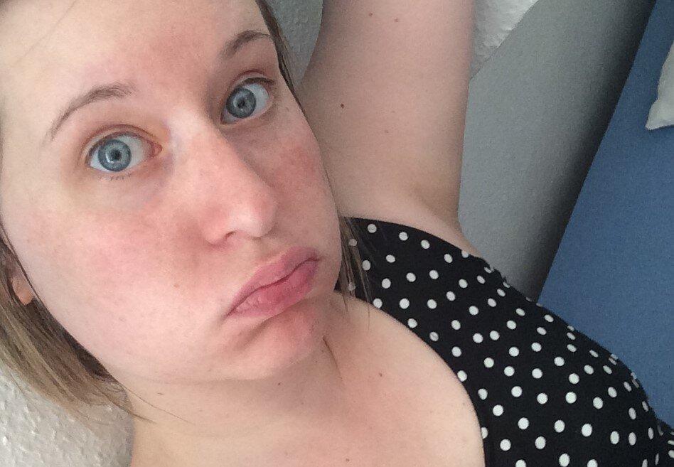 Mobile Familienmassage Jena - Mama gestresst