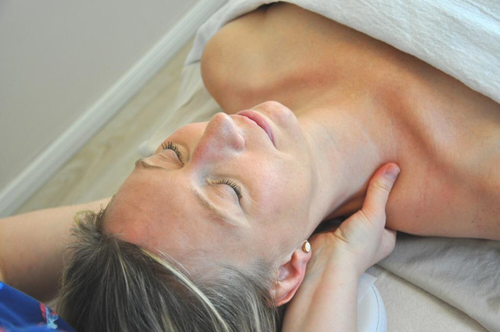 Massage Jena Nacken